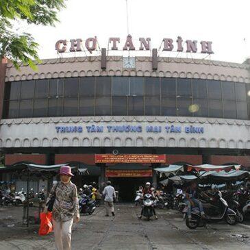 Tổng hợp các chợ bán sỉ ở TP.HCM