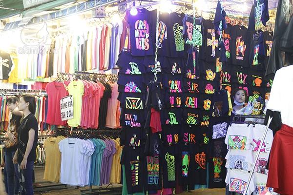 5 khu chợ bán quần áo rẻ, chất lượng nhất Sài Gòn