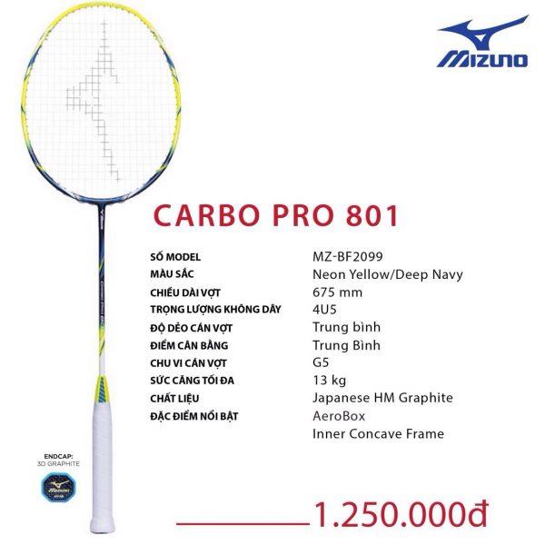 Carbo Pro 801