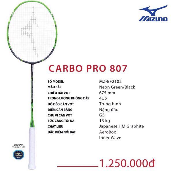 Carbo Pro 807
