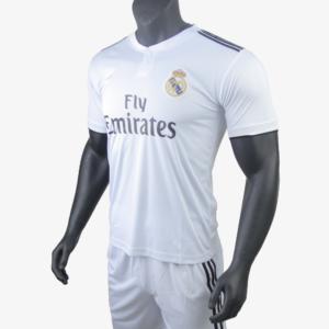 Real Madrid Trắng