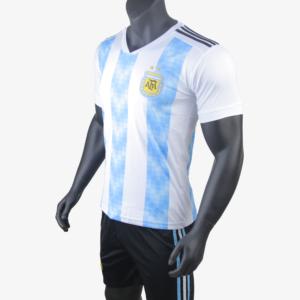 Argentina Xanh Trắng