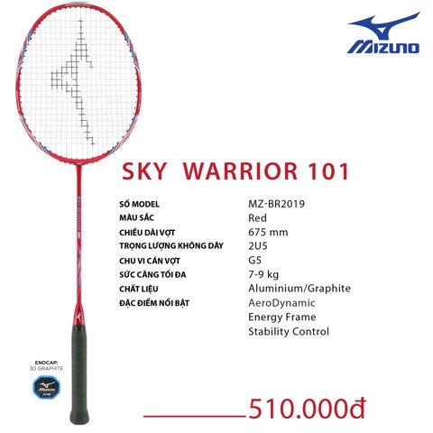 SKY WARRIOR 101