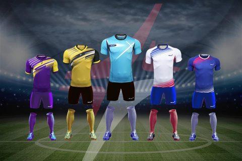 Quần áo bóng đá iWin